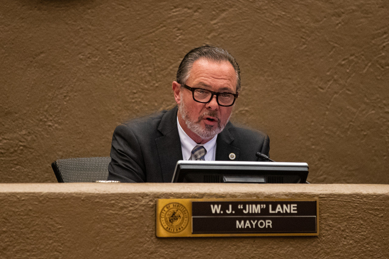 With the City Council's blessing, Scottsdale Mayor Jim Lane will send a letter to the Arizona Corporation Commission in support of a new Energy Rule. Two versions of the letter have been drafted, only one includes energy efficiency standards.
