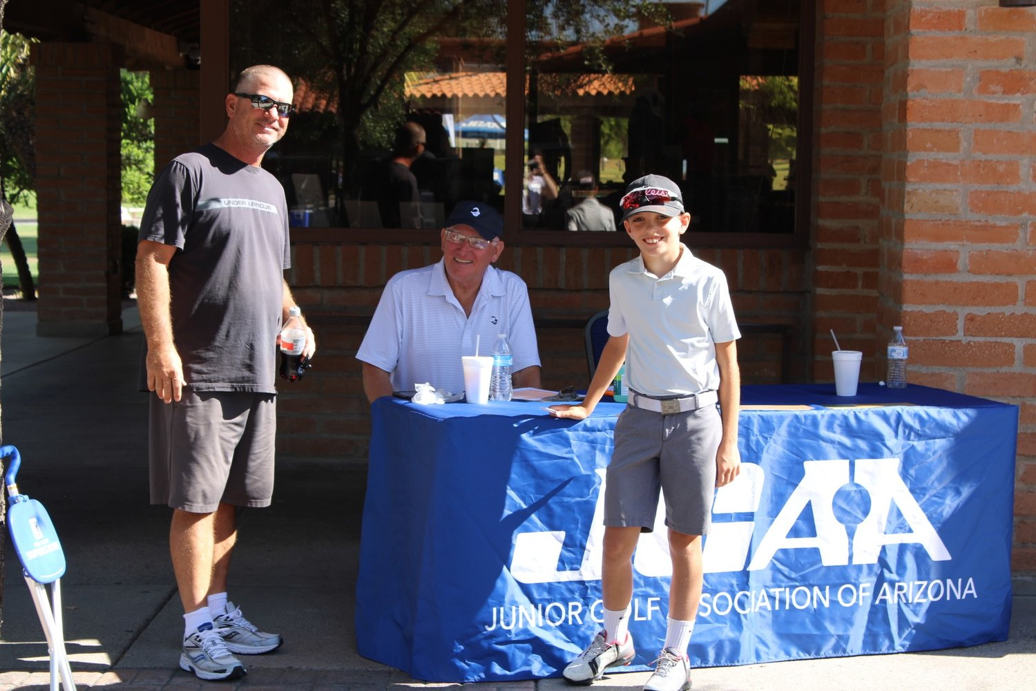A view of the Junior Golf Association of Arizona at the Tucson City Junior Championships held earlier this calendar year.