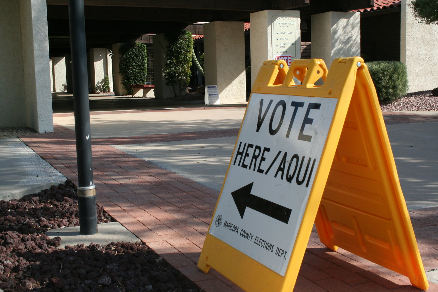 Mesa residents will head to the polls on Aug. 4 for the city's primary election, deciding on the next mayor and three City Council seats.