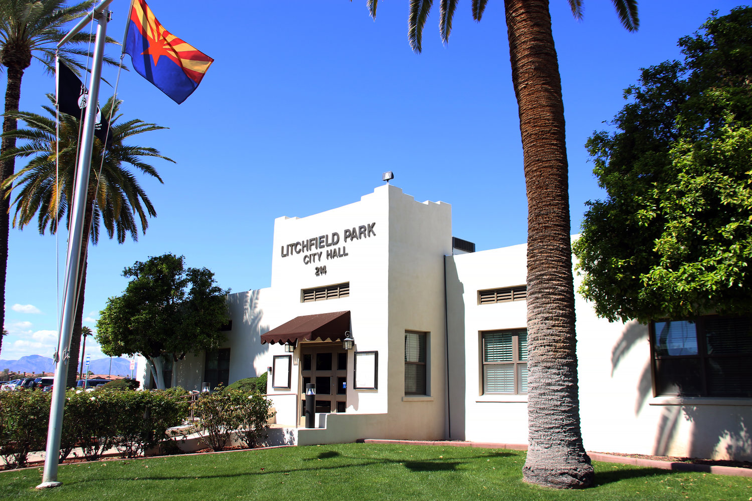 As of June 29, Litchfield Park City Hall remained open; but the City Council was expected to discuss potential closure, modifying staff schedules and other COVID-19 mitigation measures during a special meeting Tuesday, June 30.