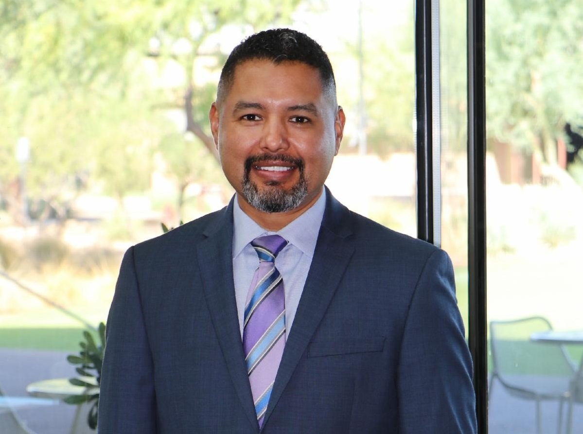 Dr. Rey Rivera celebrated his one-year anniversary as president of Estrella Mountain Community College in Avondale on July 1, 2020.