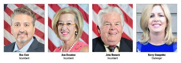 The 2020 slate of Litchfield Park City Council candidates.