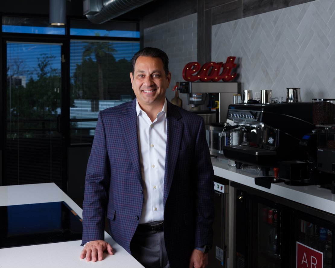 Steve Chucri, president and CEO of the Arizona Restaurant Association, says the global pandemic is creating challenges and opportunities for the Arizona food industry.