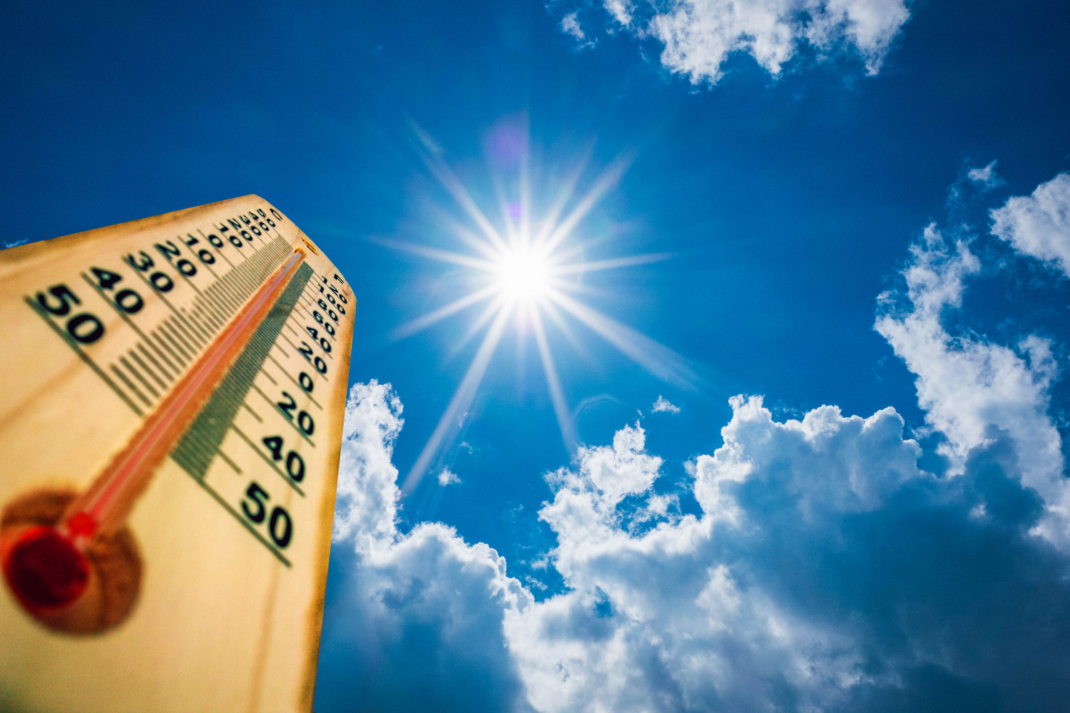 Temperatures in the Valley are soaring this week, and the National Weather Service has issued an extreme warning through 8 p.m. Saturday, Aug. 1.