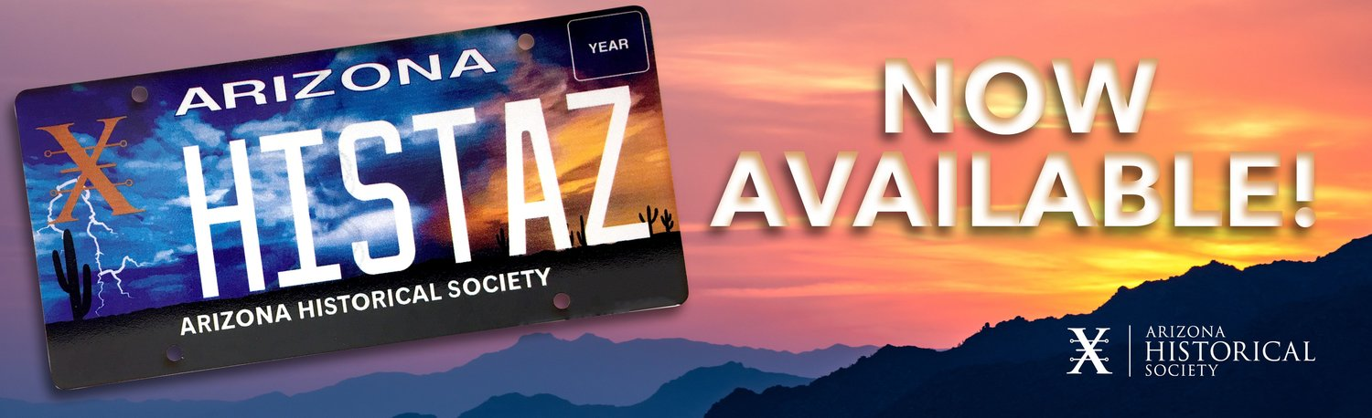 The new plate can be ordered through the AZ MVD NOW website at azmvdnow.gov.