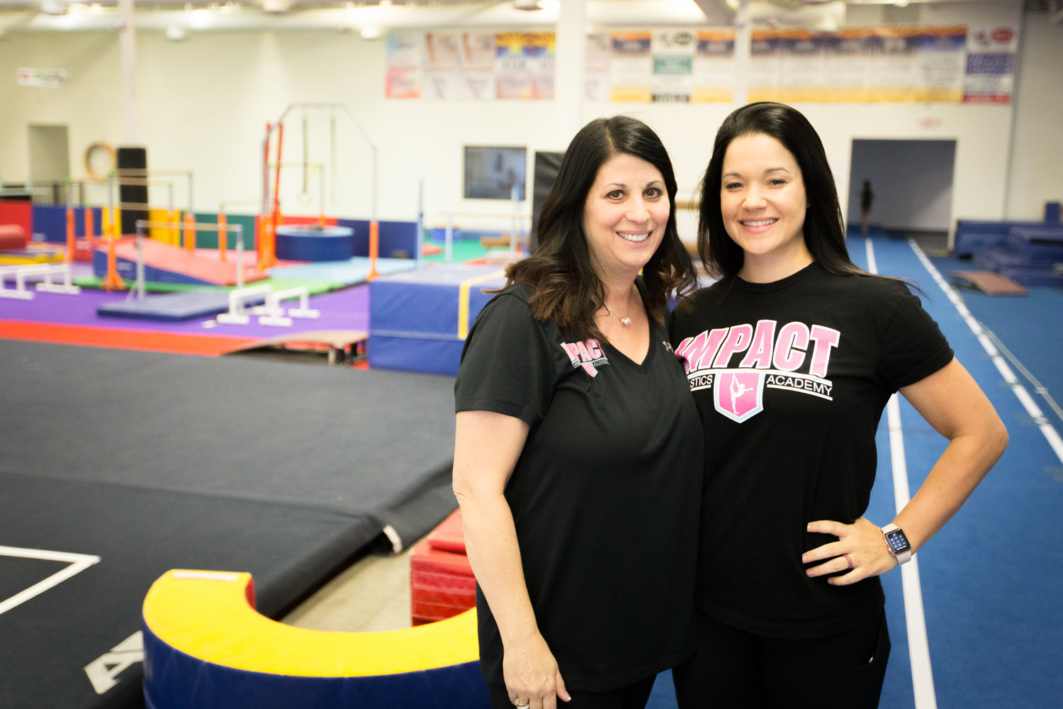 Impact Gymnastics Academy is hosting study camps to allow school-age children to have a structured environment to complete their online learning.