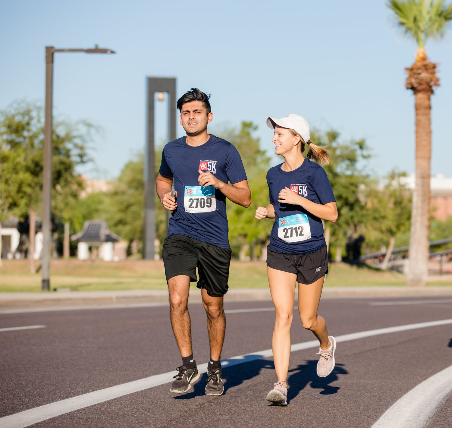 The Phoenix Children's Hospital 5K, Oct. 30-Nov. 1, can be done from any selected location, at one's own pace, while safely distancing.