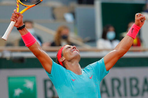It S His House Nadal Vs Djokovic In French Open Final Your Valley