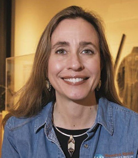 Dr. Tricia Loscher, Westerns Spirit – Scottsdale's Museum of the West chief curator/assistant director.