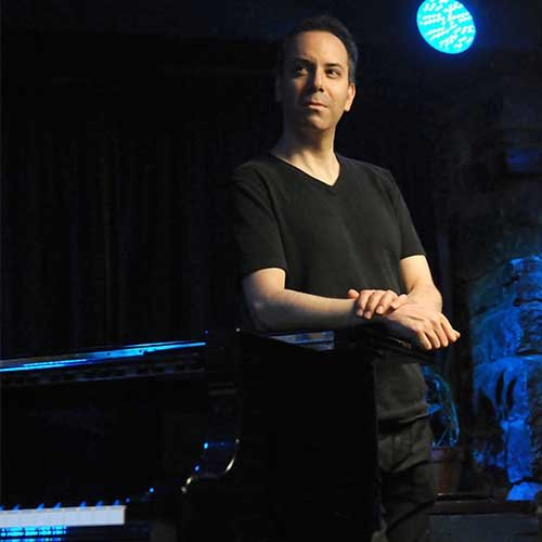 Uniquely combining the superlative technique of a classical virtuoso with his prowess in jazz, world music and free improvisation, pianist, composer and arranger Matt Herskowitz has carved out a unique and personal voice in music.