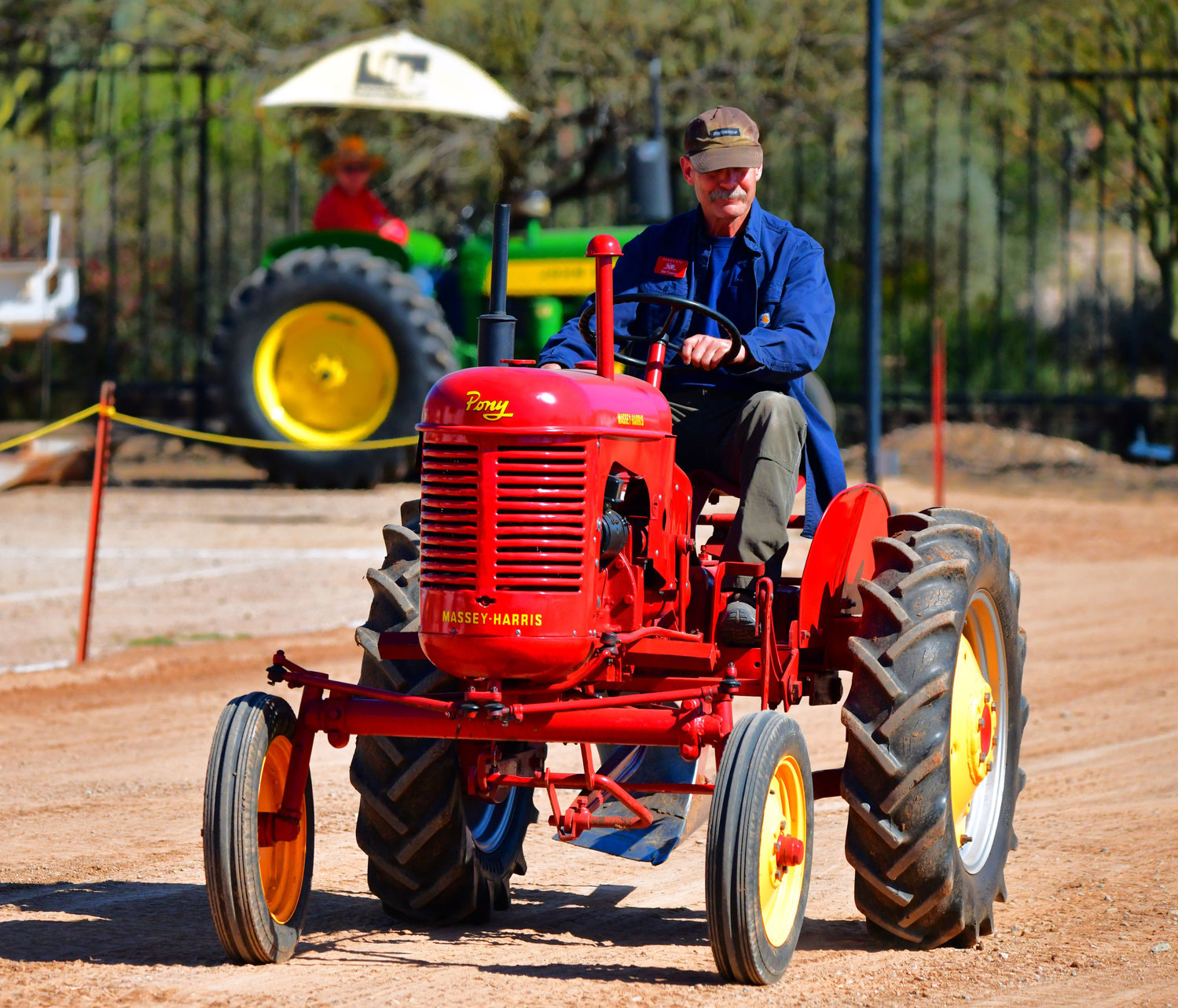 The Winter Antique Tractor & Engine Show will present its 31st show in Glendale.