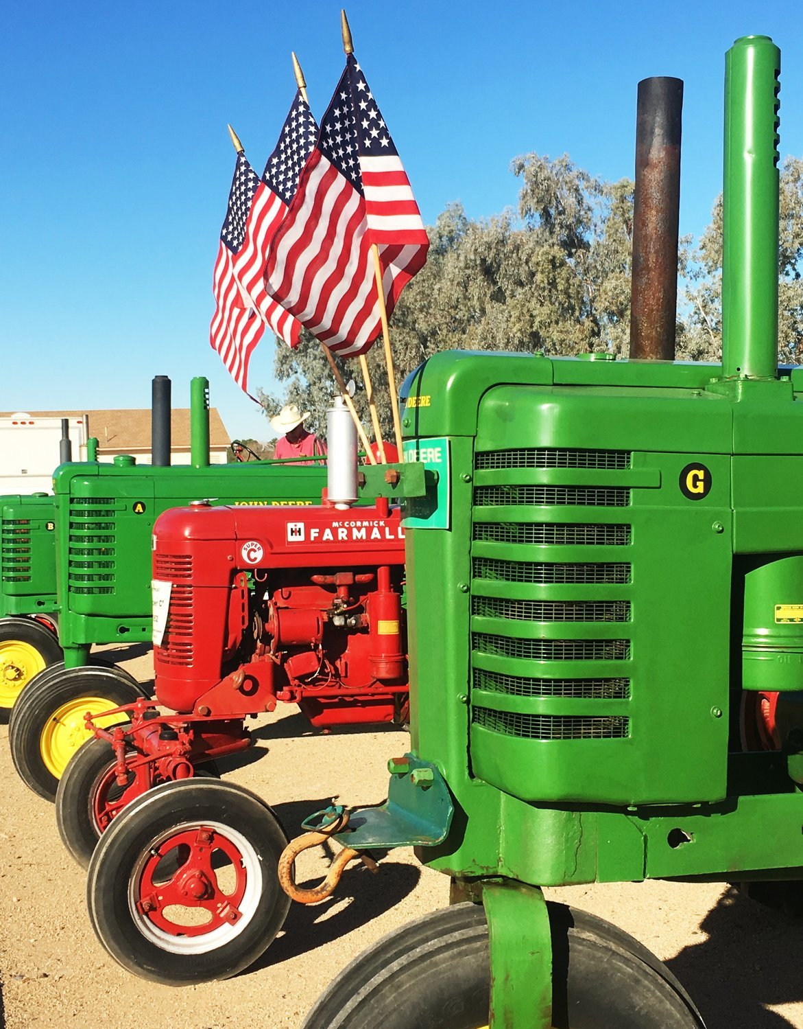 The annual Winter Antique Tractor & Engine Show returns to Glendale March 6.