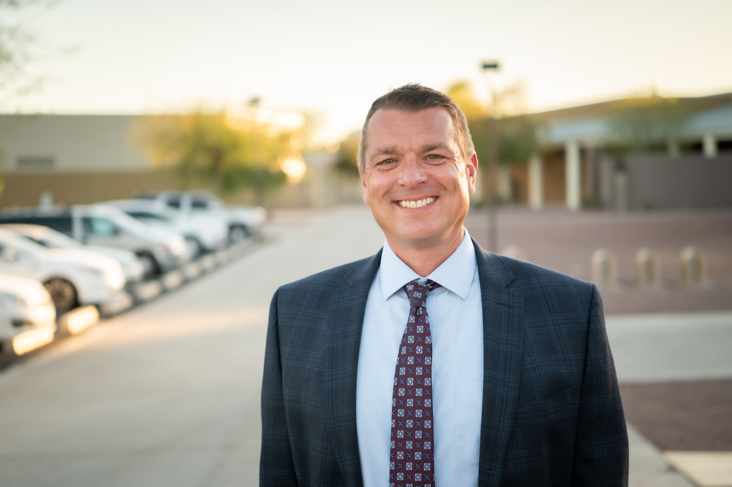 Peter Jelovic, currently the athletic director at Centennial High School in Peoria, was recently hired as athletic director at Valley Vista High School in Surprise beginning with the 2021-22 academic year.