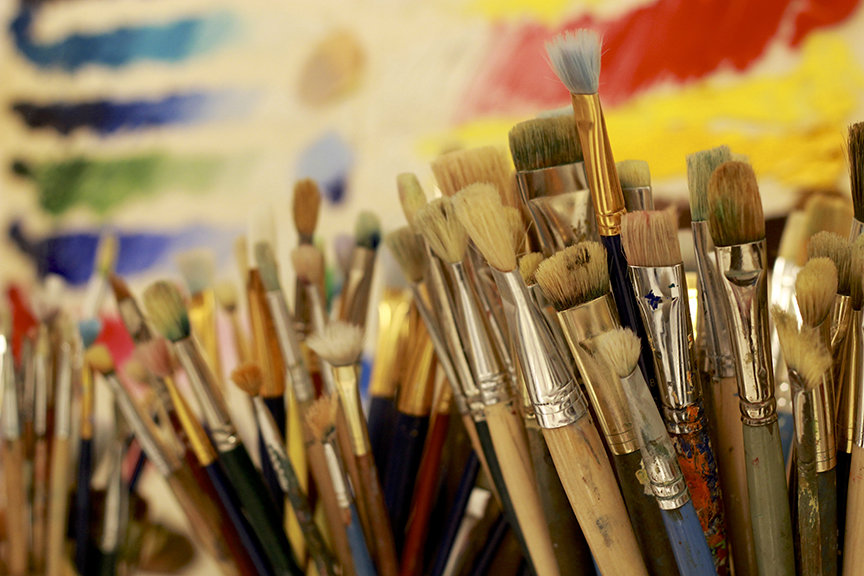 Adults and youths can choose to take an art class from home, or in-person at the Phoenix Center for the Arts, 1202 N. Third Street in downtown Phoenix.